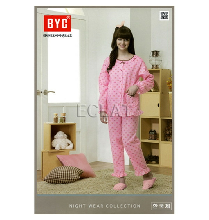 340e5d58a05 BYC] 캐릭터 도비 여성 잠옷 세트 BWT8163