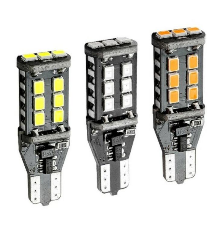 T15 LED 후진등 소켓 시그럴램프 파워전구