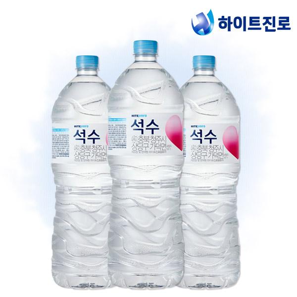 [석수] 하이트진로 석수 2L x 12병 / 500ml x 40병