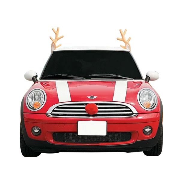 크리스마스 차량 루돌프 튜닝세트 / 크리스마스 자동차 장식용품
