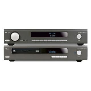 ARCAM HDA SA10+CDS50 네트워크 SACD 세트 네트워크 컨트롤 고음질 DA내장