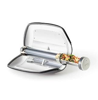 [해외] GOSUN Go Portable Solar Stove for 0.9 L Food  Cooking in the Sun  Ideal for Camping or Hiking  Silve - GOSUN