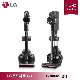 SK stoa [LG전자]LG 코드제로 A9S 무선청소기 A9700BPK 펫전용 헤드 - 행복한 쇼핑  SK스토아