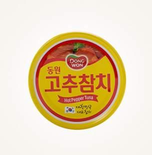 [슈퍼마트] 동원고추참치100g