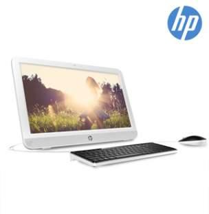 HP 20-E000KR/퓨어 화이트올인원