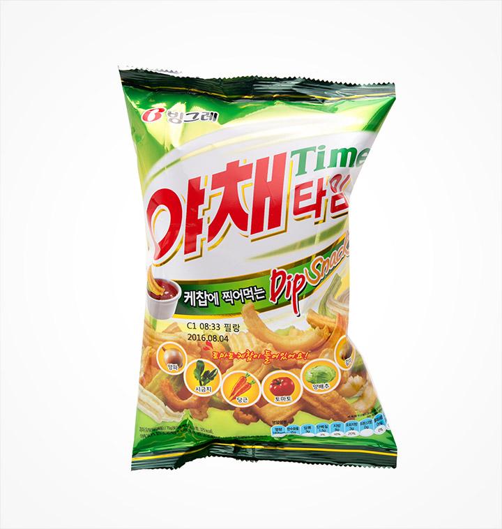 [슈퍼마트] 빙그레 야채타임 70g