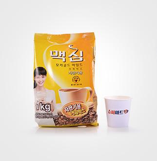 [비즈몰]맥심모카골드 (자판기용)1kg