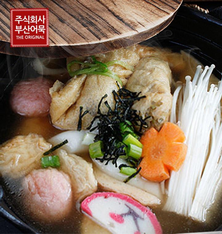 양과 맛으로 승부한다!! ★부산어묵탕 7종★