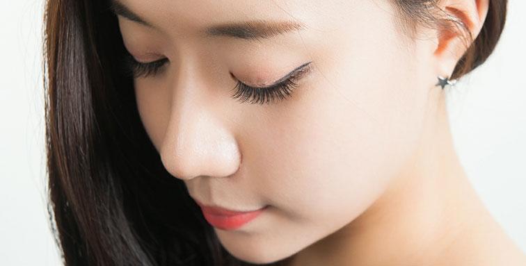 속눈썹 연장 [동안미녀]