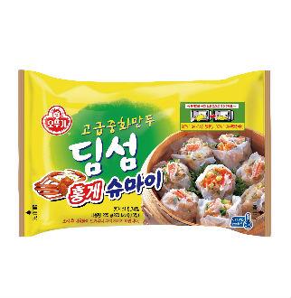 [슈퍼마트]오뚜기 딤섬 홍게슈마이225g