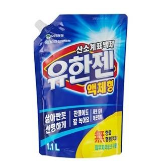 [슈퍼마트] [20%+증정]유한젠/아름다운세제