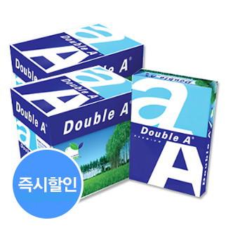 캐시백★ 더블에이 복사지 2BOX