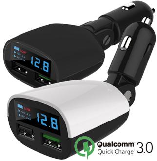 캐시백★  LED 3.0 고속 차량용충전기