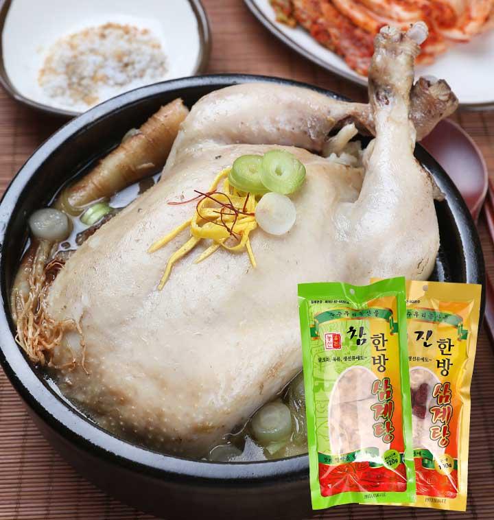 삼계탕 외 닭요리 재료모음
