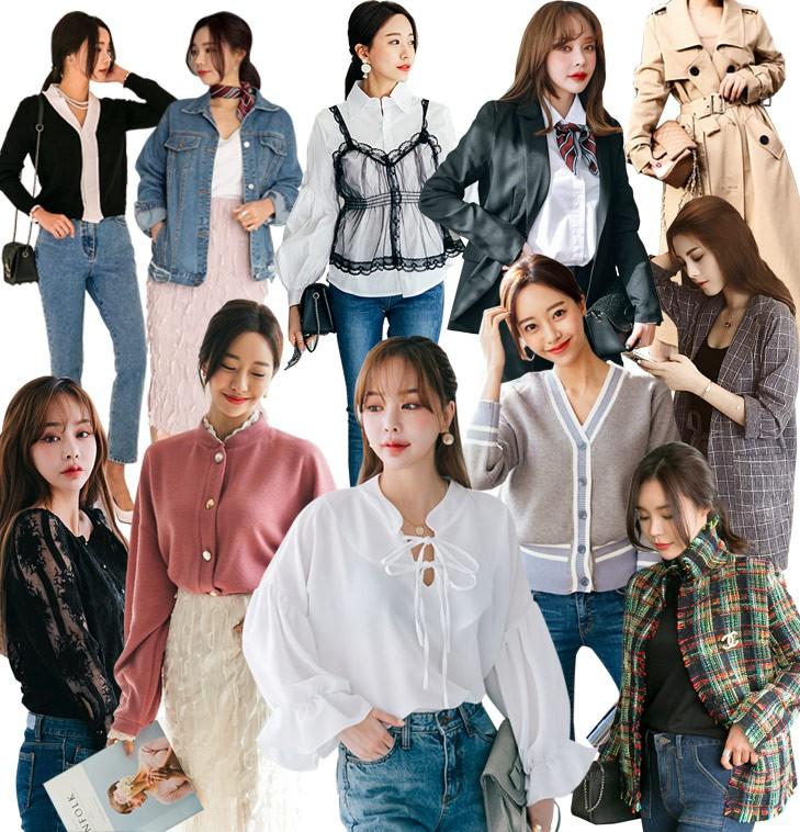 ◈떳다그녀◈ 봄옷장만♡ 반값세일+한정특가★ 최대 80%이상 美친 할인율 !