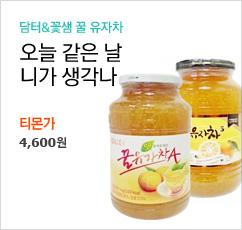 [98무배]담터/꽃샘 꿀유자차
